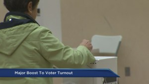Major boost to voter turnout in 2015 Federal Election